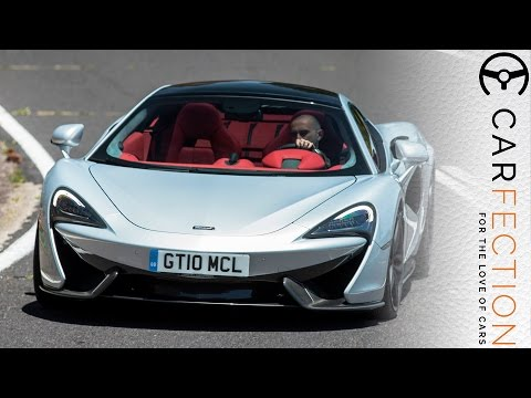 McLaren 570GT Review: Smooth Speed - Carfection