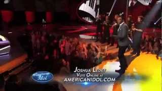 Joshua Ledet - I Wish - Top 13