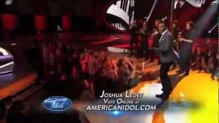 Joshua Ledet - I Wish - Top 13