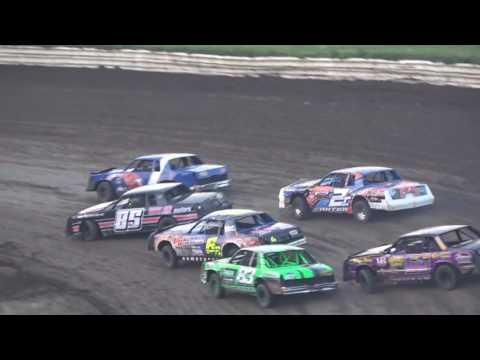 7/29/2017 Eagle Raceway Hobby Stock Feature