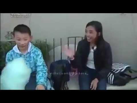 Maymay's Funny moments at HongKong Disneyland