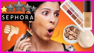Download FULL FACE THE WORST RATED MAKEUP AT SEPHORA 2019 Mp3 and Videos