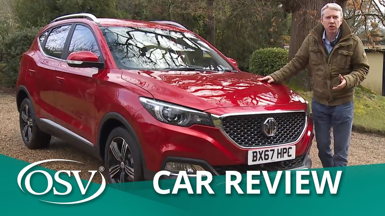 Mg Zs 2018 In Depth Review Osv Car Reviews Youtube