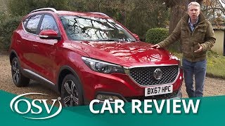 MG ZS 2018 In-Depth Review | OSV Car Reviews