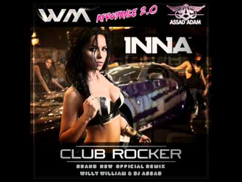 INNA ft. Willy William ft. Flo Rida - Party rocker