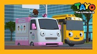 Xe múc xe chở hàng - Hoạt hình cho bé