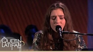 "UK Sensation Birdy Performs ""Skinny Love"""