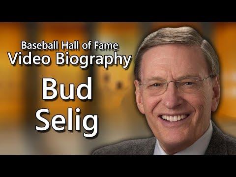 Bud Selig - Baseball Hall of Fame Biographies