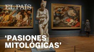 Un paseo por 'PASIONES MITOLÓGICAS', la nueva exposición de EL PRADO, con su comisario