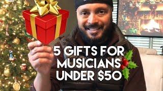 5 Musician Gift Ideas Under $50 | Episode 8 | Giglife