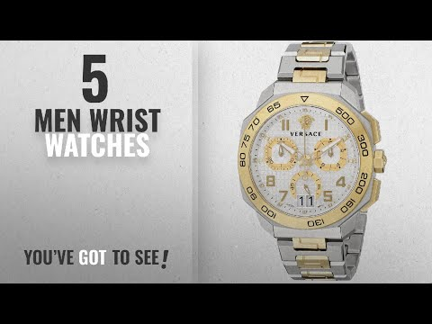 Versace Wrist Watches [ Winter 2018 ] | New & Popular 2018