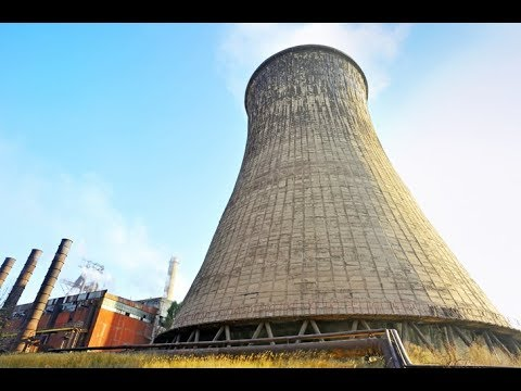 ABANDONED NUCLEAR POWE...