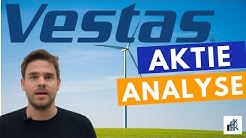 Vestas Wind Systems Aktie - Der Weltmarktführer bei Wind aus Dänemark