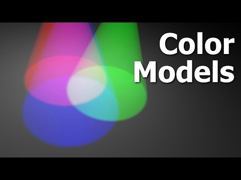 Color Models & Their Meanings!