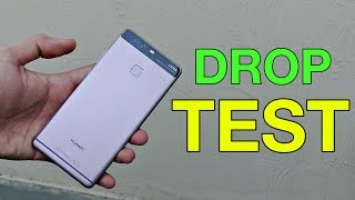 Huawei P9 Drop Test! (4K)