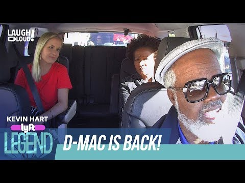 Donald Mac is BACK!  | Kevin Hart: Lyft Legend | Laugh Out Loud Network