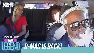 Donald Mac is BACK   Kevin Hart Lyft Legend  Laugh Out Loud Network