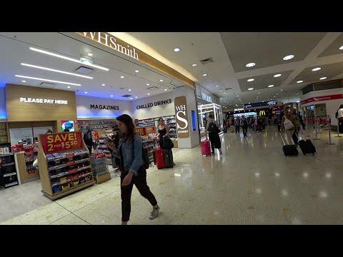 SYDNEY International AIRPORT Tour ✈️