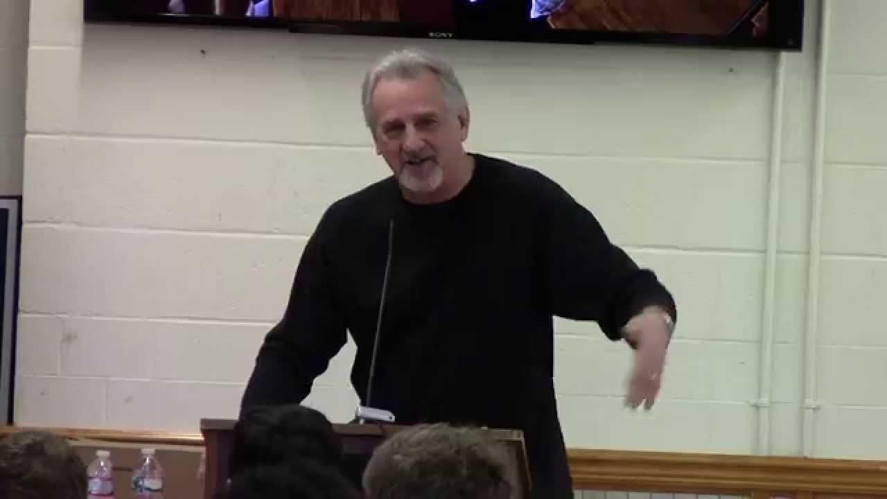 Paul Westphal Speaks to Bergen Catholic Basketball 2015