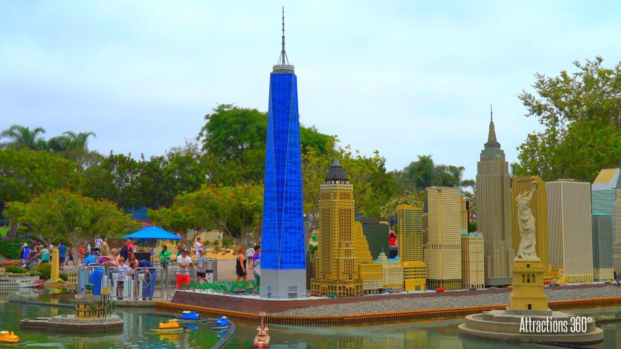 Tour Anaheim To Legoland