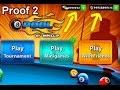 كيفية تهكير لعبة 8 ball pool