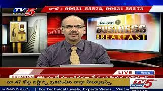 11th November 2019 TV5 News Business Breakfast Part 1