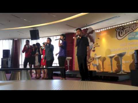 Pitupella - Cornetto Launch 2013 - Isn't She Lovely