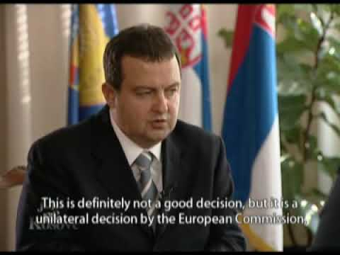 Interviews with Ivica Dacic (part 1)