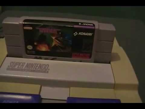 How to hook up your Super Nintendo to your TV or DVD
