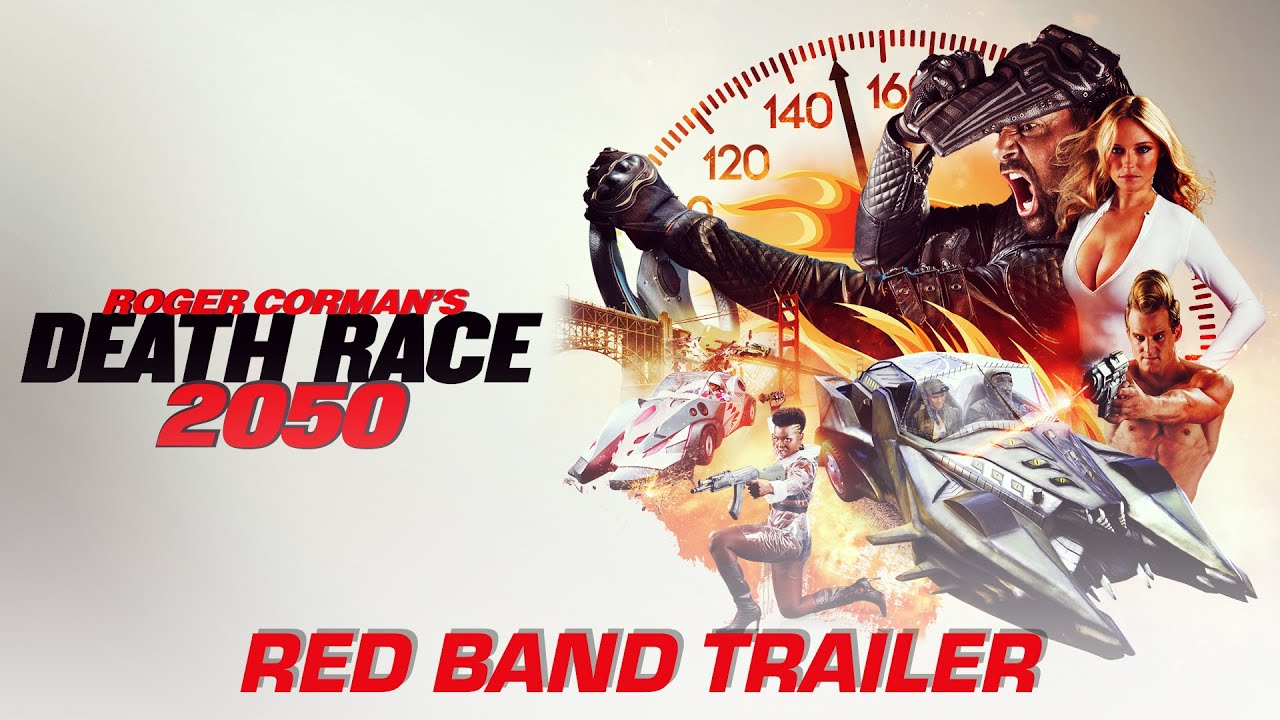 Download Roger Corman's Death Race 2050 | Red Band Trailer | Own it now on Blu-ray, Digital & DVD