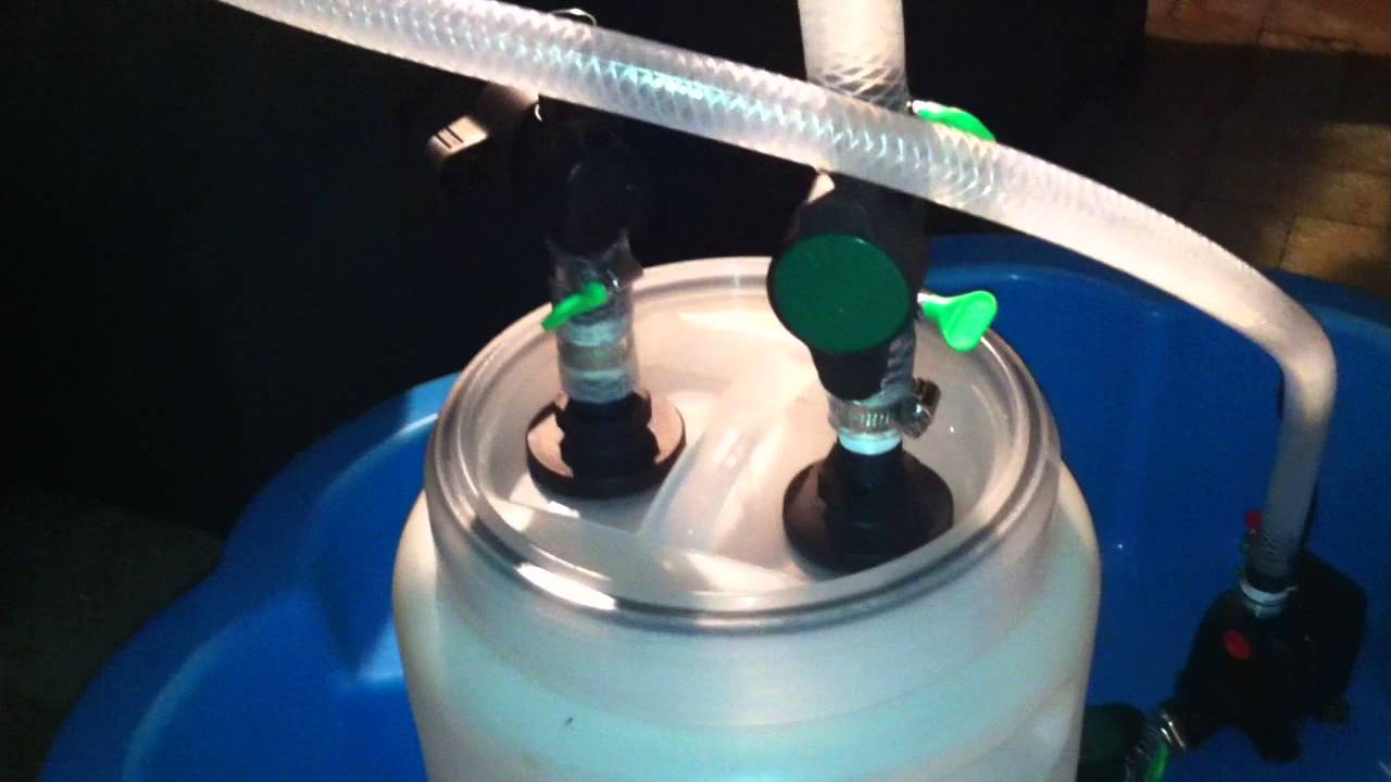 Diy Canister Filter Youtube