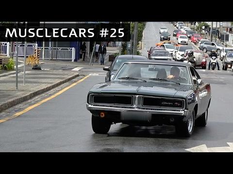 Dodge Charger, Challenger, Dart, Maverick e + carros V8 | MUSCLECARS #25