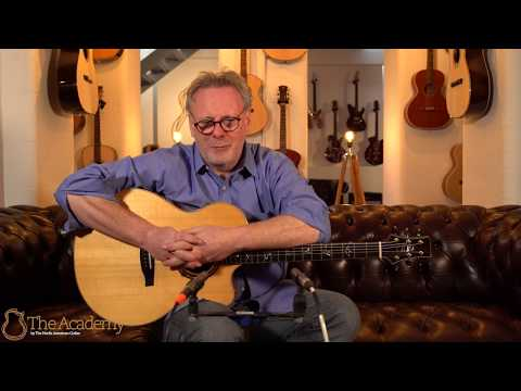 The Academy By The North American Guitar Presents A Weekend Workshop With Tony McManus