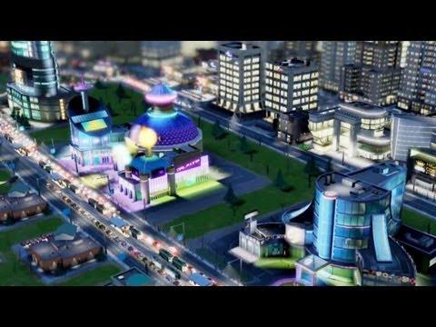 SimCity Casino City Gameplay Trailer