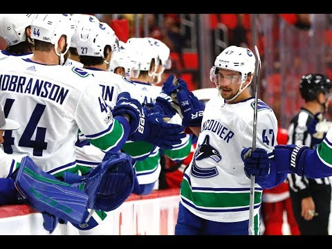 Fighting, Ovie's Career Goal Total, Baertschi and News for November 27th
