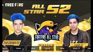 -Focus98-MrStevenTC-NimoTV FreeFire All Star S2-Focus98-MrStevenTC 【Repetición】