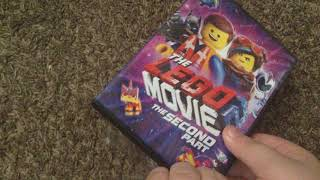 The Lego Movie 2: The Second Part: 2-Disc Special Edition DVD Unboxing