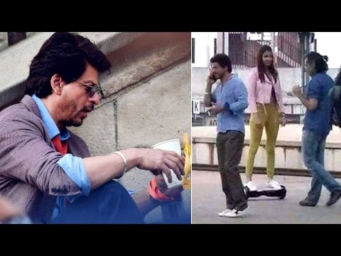 Shahrukh Khan & Anushka Sharma The Ring...