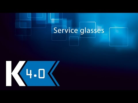 KOCH | K 4.0: Practical solutions for digitalization – our Service glasses
