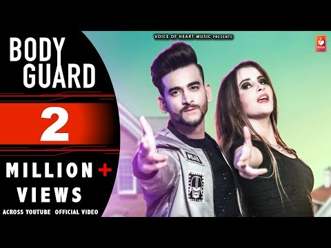 Bodyguard | Vicky Thakur Ft. Nippu Nepewala | Latest Most Popular Haryanvi Songs 2017 | VOHM
