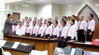 PS. Ama HKBP Malang - HATINDANGKON KRISTUS I