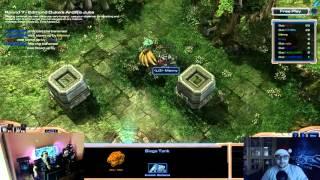 NoThx Stream ~ SC2 Arcades part 1