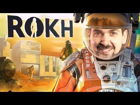 THE MARTIAN | ROKH