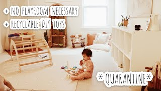 How To Entertain & Keep Your Child Busy At Home!!