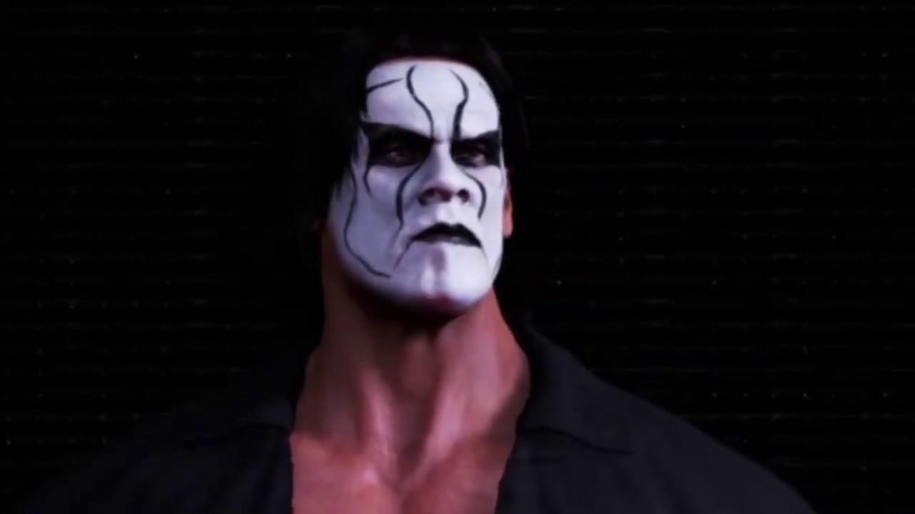 Download Goldberg vs Sting (Exhibition Match) WWE2K20