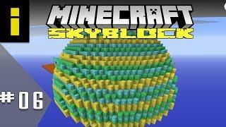 Leveling Up! - SkyBlock Season 1 - EP06 (Minecraft)