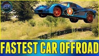 Forza Horizon 2 : FASTEST CAR MEETS OFFROAD!!!