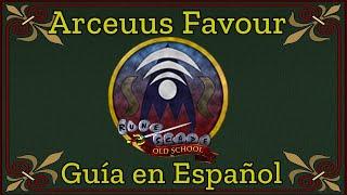 [OSRS] Arceuus House Favour (Español)