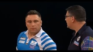 Gerwyn Price vs. Gary Anderson Incident - 2018 PDC Grand Slam