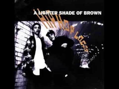 Light Shade Of Brown - Homies